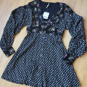 Free People Dress Sz XS